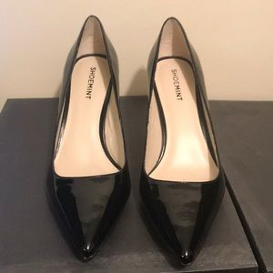 New Shoemint Sawyer Black Pumps